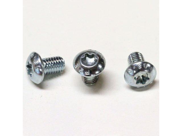 Tornillos de repuesto para platos de montaje directo SRAM.