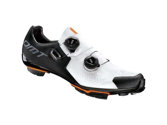 Zapatillas DMT Modelo MH1 Negro/ Blanco - XC / MARATÓN