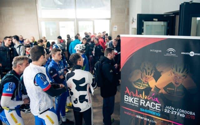 Andalucía Bike Race 2015.