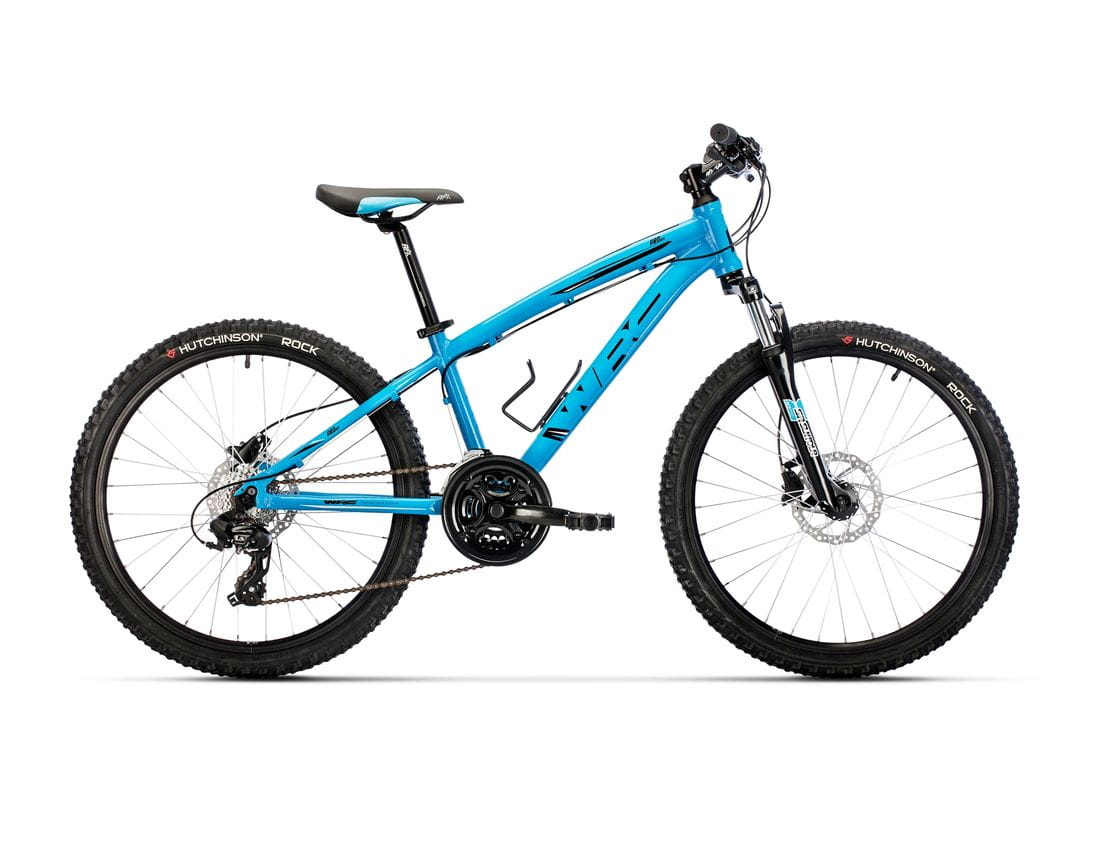Bicicleta JUNIOR Conor WRC PRO DISC  24 Pulzades