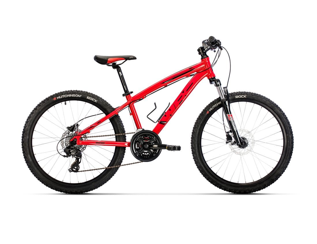 Bicicleta JUNIOR Conor  WRC PRO DISC 24 Pulgadas
