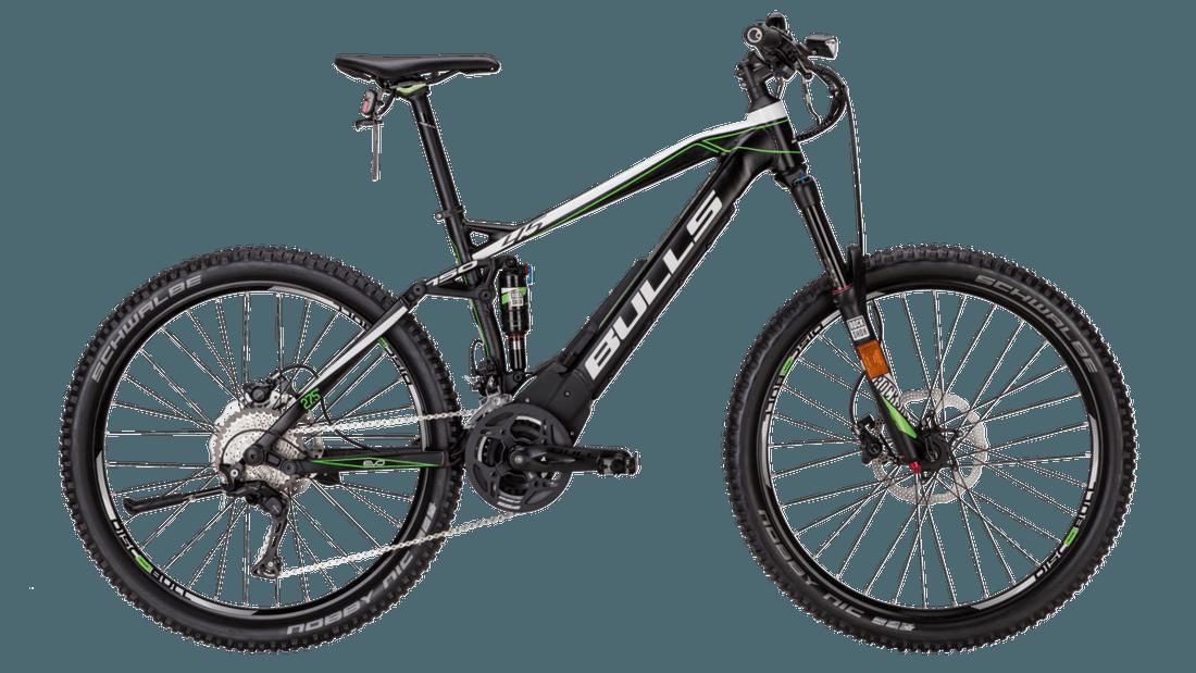 Bicicleta MTB E-BIKE BULL E-STREAM EVO 45 FS.