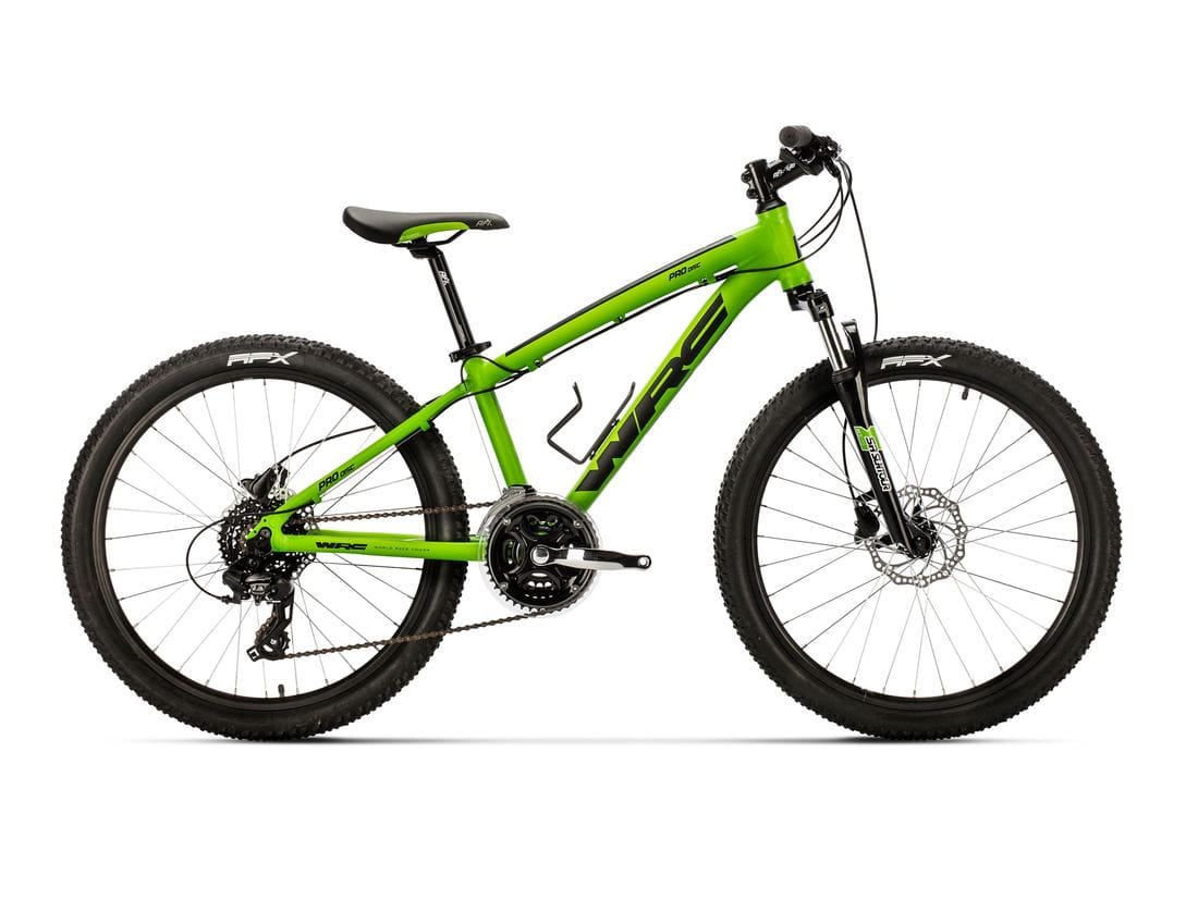 CONOR WRC PRO DISC Bicicleta Junior 24 Pulgades.