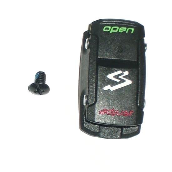 Cierre Micrométrico Spiuk Negro.