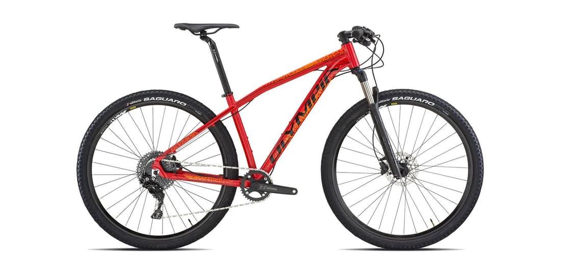 Bicicleta OLYMPIA DRAKE TEAM-3S.