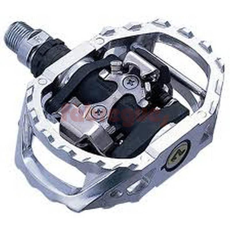 Shimano Pedales Shimano M-545 Spd Silver