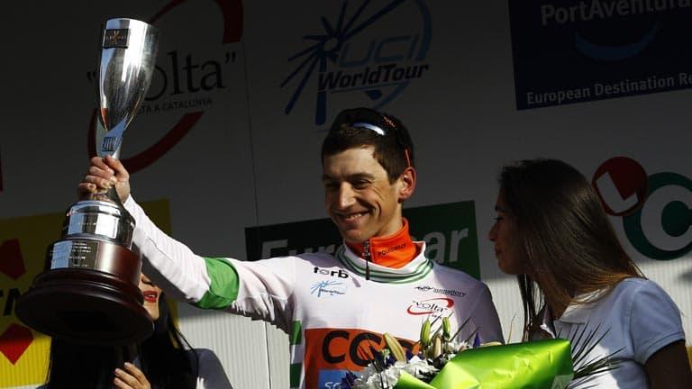 Vuelta a Cataluña 2015.