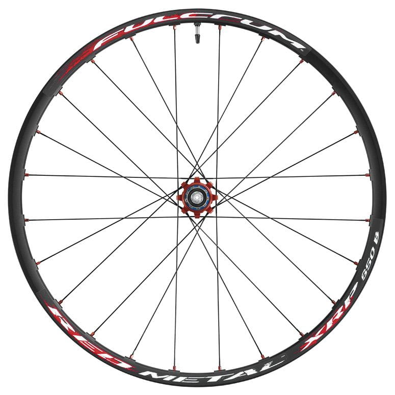 FULCRUM RED METAL XRP 650B