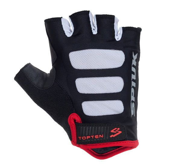 Guantes Spiuk Top Ten Road. Color Negro GCT016RN.