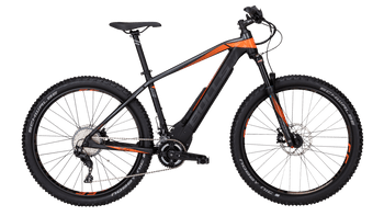 Bicicleta MTB E-BIKE Bull E-STREAM EVO 3 27´5PLUS