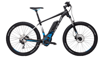 Bicicleta MTB E-Bike Bull SIX50 E 1.5 Color Black Matt.