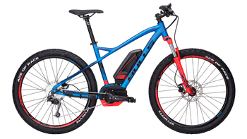 Bicicleta MTB E-BIKE Bull SIX50 E-1CX  Color Blue Matt.