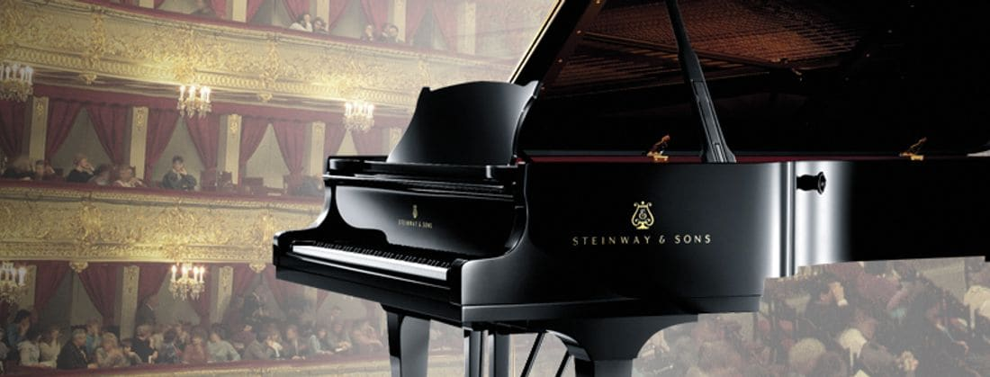 NEW: Steinway & Sons