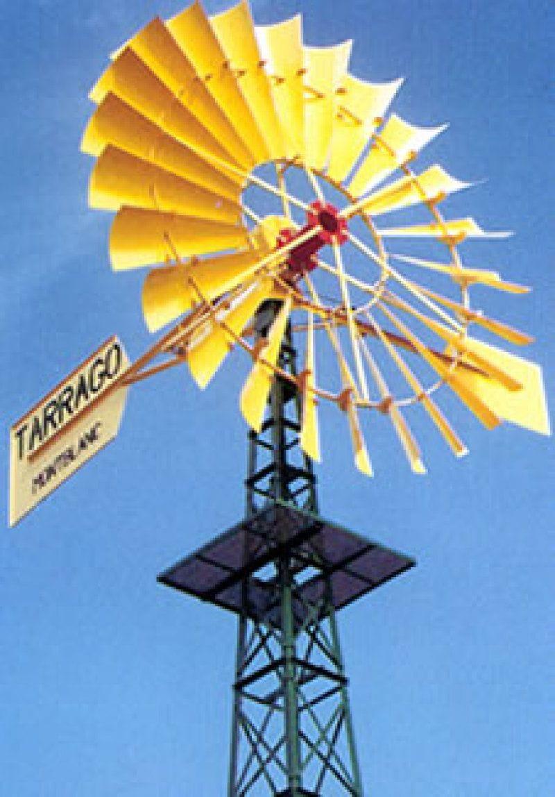 Molinos de viento regsistem for Como hacer molinos de viento para el jardin