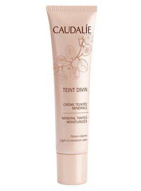 Mineral tinted moisturizer for light to medium skin