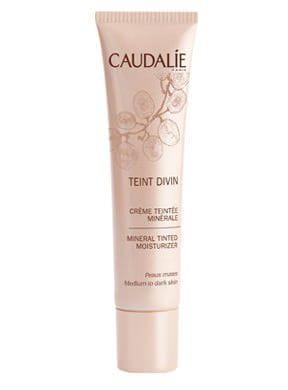 Mineral tinted moisturizer for medium to dark skin