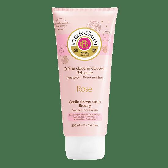 Rose - Crème douche douceur Relaxante