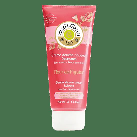 Fleur de Figuier - Crème douche douceur (Délassante)