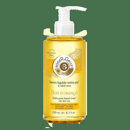 Bois d'Orange - Savon liquide extra-pur