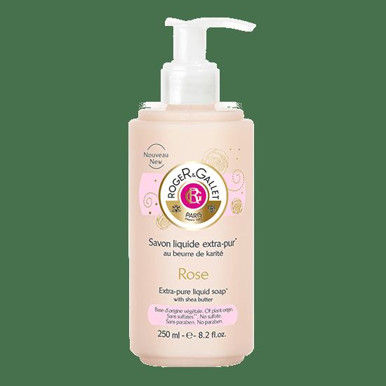 Rose - Savon liquide extra-pur
