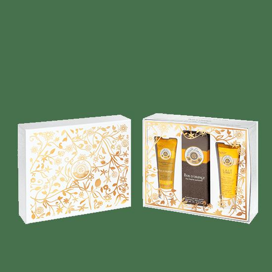 Bois d'Orange - Eau Fraîche Parfumée (Pack de Noël)