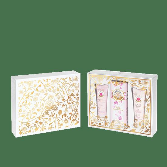 Rose - Eau Douce Parfumée (Pack de Noël)