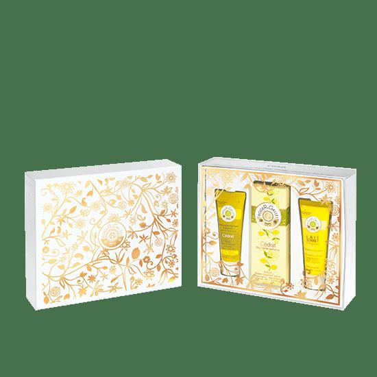 Cédrat - Eau Fraîche Parfumée (Pack de Noël)