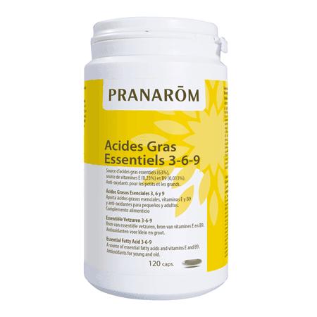 Acides Gras Essentiels 3-6-9