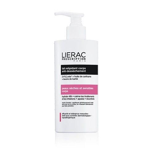 Lierac Prescription - Lait relipidant corps