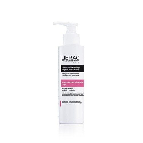 Lierac Prescription - Crème lavante corps