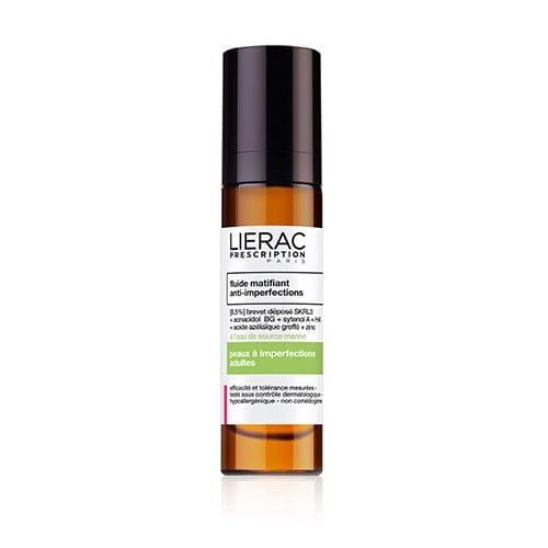 Lierac Prescription - Fluide matifiant