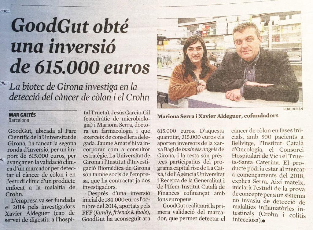 La Vanguardia, 27/01/2016