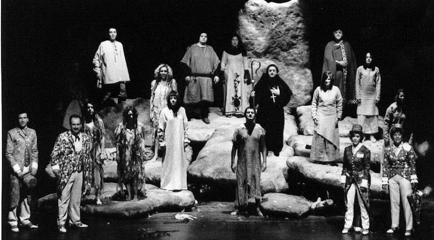 ''Canigó'' - Cia. Teatre Blau