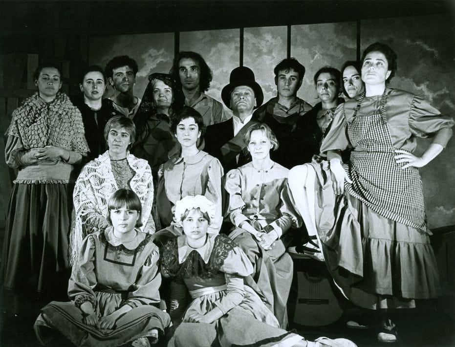 ''L'alegria que passa'' - Cia. Teatre Blau