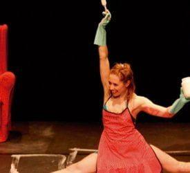 ''Show'' - Cia. Impàs Dansa - Foto: Aniol Resclosa