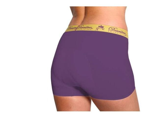 Derriere Equestrian Performance Padded Shorty