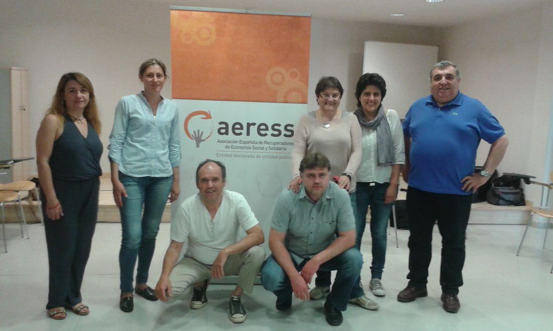 Roba Amiga a l'assamblea d'AERESS 2015