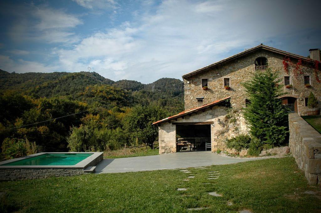 Las mejores casas de turismo rural de girona - Hoteles rurales en girona ...