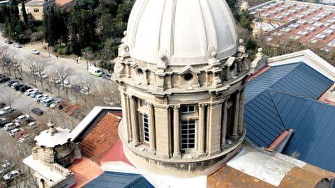 Palacio Nacional Montjuïc