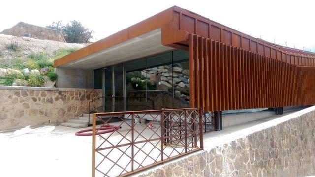 Museu i Hotel. Sant Julià de Ramis (Espanya)