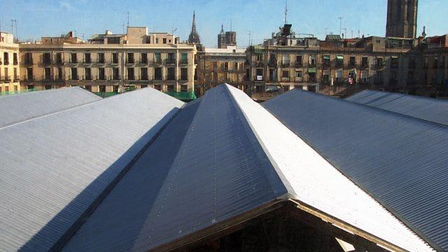 Mercado, Barcelona (España)