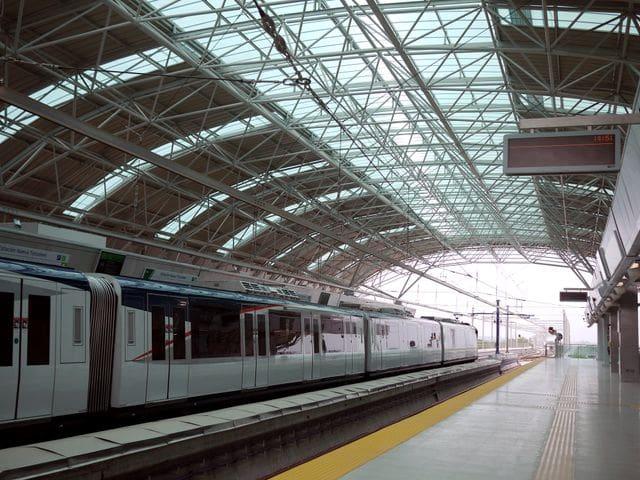 Estación Corredor Sur
