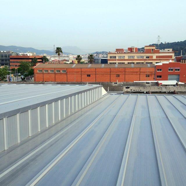 Building. Sant Feliu de Llobregat (Spain)
