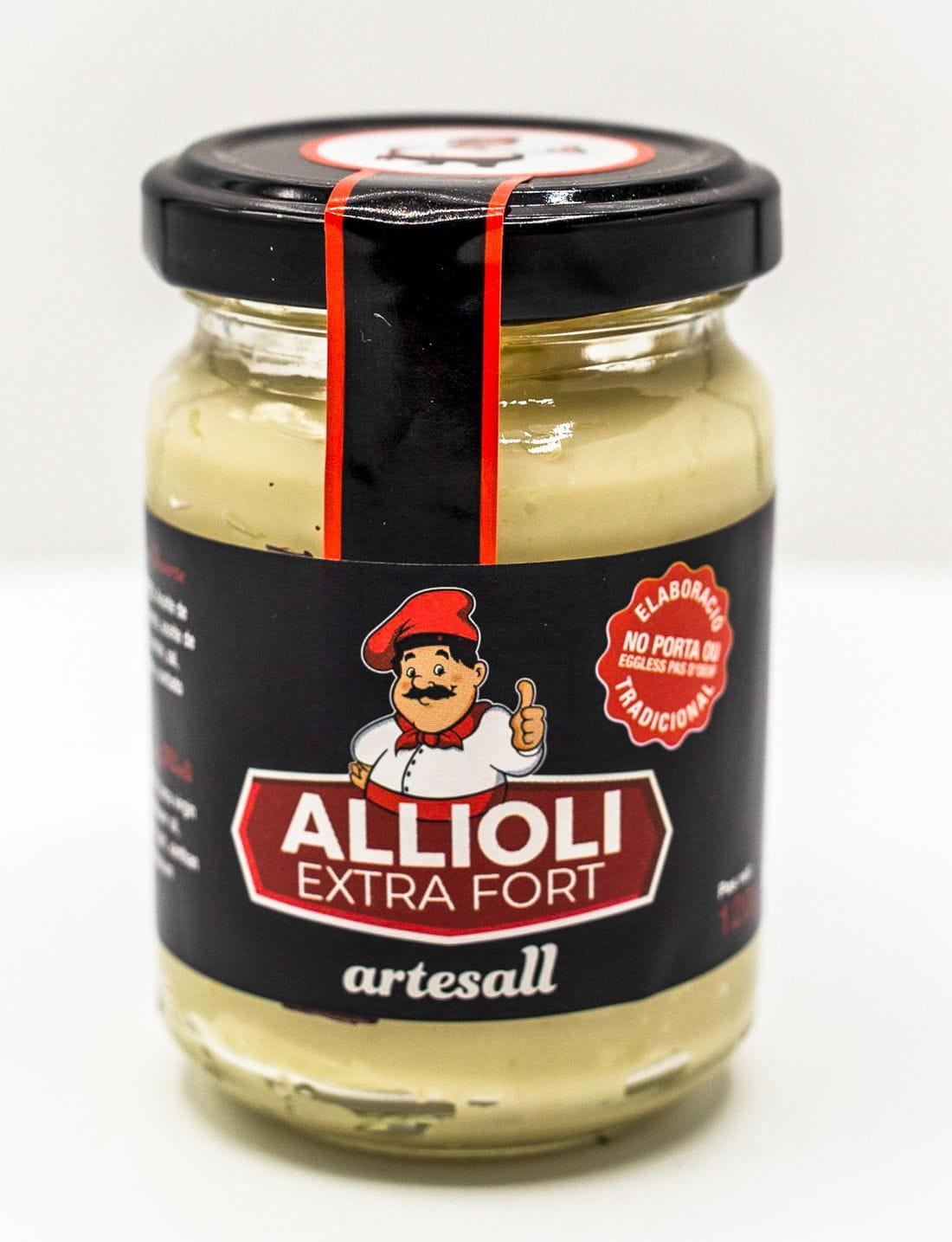 Allioli Extra Fort.