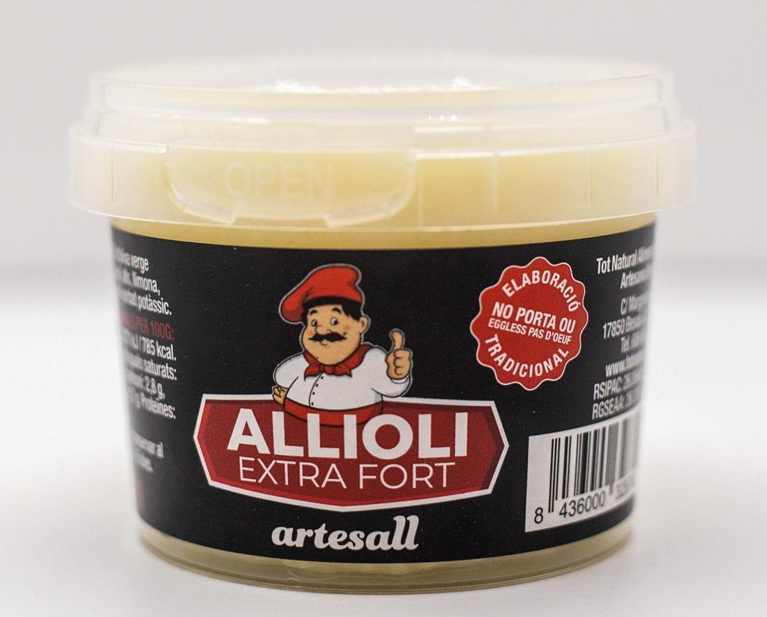 Allioli Extra Fort