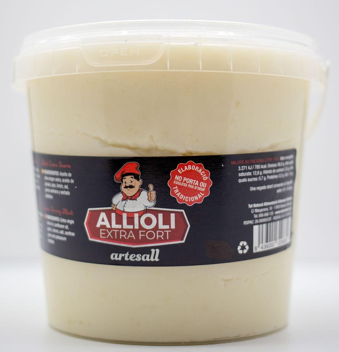 Allioli Extra Fornt