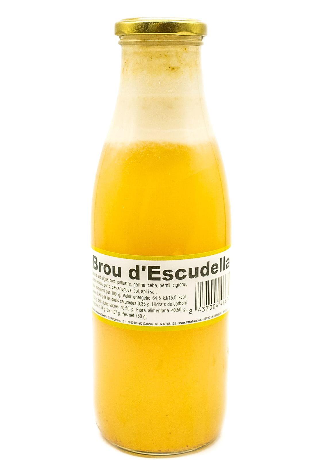 Brou d'Escudella