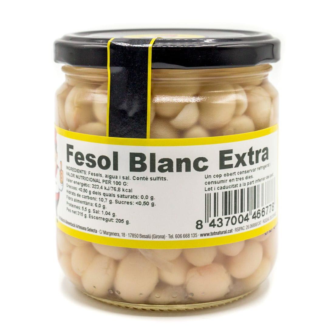 Fesol Blanc