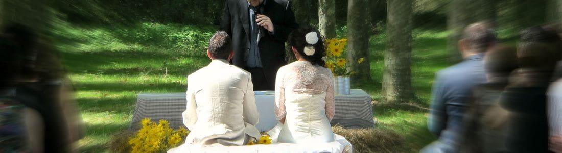 Celebreu un casament diferent en un entorn natural i entre amics.