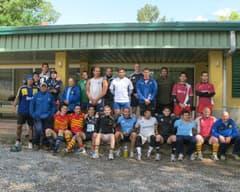 Equip rugby Santboiana